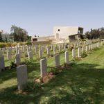 בית הקברות הבריטי בבאר שבע