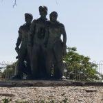 אנדרטה בנגבה