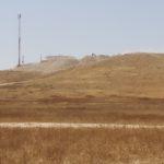 הגבעה עליה עמד מפקד ההתקפה על באר שבע