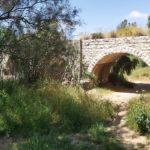גשר הרכבת הבריטית מעל נחל שקמה