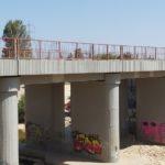 גשר הרכבת מעל נחל לכיש