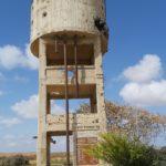 מגדל המים של בארות יצחק